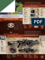 FN MIL Less Lethal