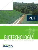 BIOTECNOLOGIA PAVCO