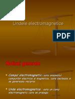 undele electromagnetice