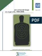 Mortalidad Por Armas de Fuego en Argentina 1990 2008 - Spinelli Et Al