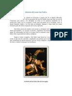 Historia Del Santo San Pedro