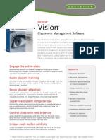 Net Op Vision Datasheet En