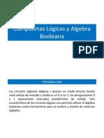 Compuertas Lógicas y Algebra Booleana - copia