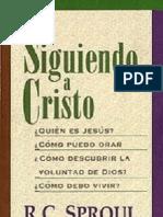Siguiendo a Cristo