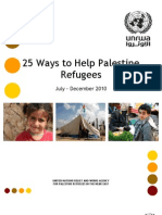 25 Ways to Help Palestine