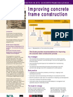 1 - Improving Concrete Frame Construction