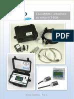 Manual Del Usuario Para El Medidor de Caudal Ultrasonico T-600