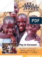African Children's Choir Magazine 2012 Q1