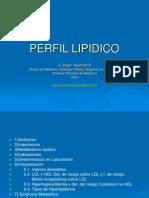 PERFIL LPIDICO 2010