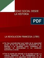 La Seguridad Social Desde La Historia
