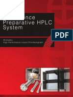 C190E110A Prominence Preparative System