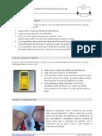 Medição e análise de resistências com um multímetro (1)
