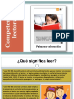 Presentacion Capacitacion Manual Del Lectura