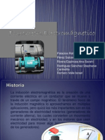 Fluxometro Electromágnetico