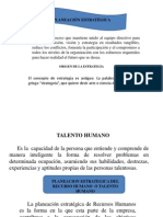 Diapositivas Del Talento Humano