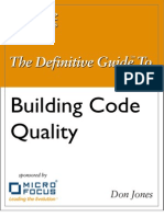 The Definitive Guide to Building Code Quality - Ch1