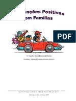 Manual Intervenções Positivas com Famílias