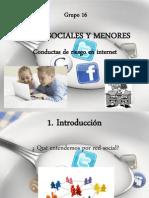 16.-Redes Sociales y Menores