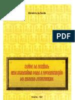 ESTRATÉGIA DE SAÚDE DA FAMÍLIA, 1997