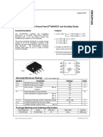 MOSFET FDPS 2P102A
