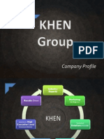 Khen GroupPresentation