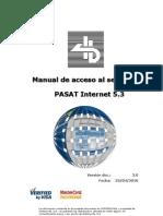 Integración con Pasat Internet 5.3. docver 3.0