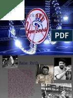 New York Yankee Legends