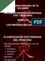 Procesal Civil y Mercantil Presentacion