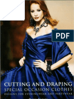 Cutting and Draping Special Occasion Clothes