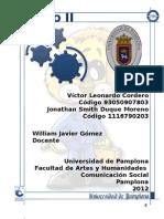 LA FUNCIÓN DE  LA RADIO EN LA COMUNIDAD - Victor Leonardo cordero & Jonathan Smith Duque