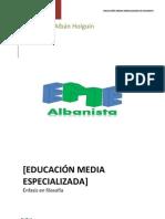 Informe Final EME Albanista