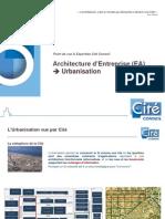 Architecture d'Entreprise (EA) CITE