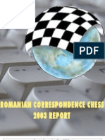 Romanian Correspondence Chess