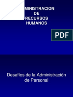 Admin is Trac Ion Del Recurso Humano