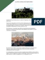 Batalla en El Castillo de Chapultepec