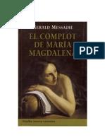 El Complot de Maria Magdalena
