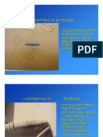 Painting Defects - Cswip Bgas