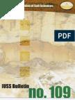 IUSS Bulletin 109