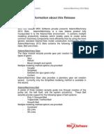 Adams 2012.1.3 Doc Product Information-B1