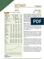 BIMBSec - Hap Seng Plant 1QFY12 Results Review - 20120529