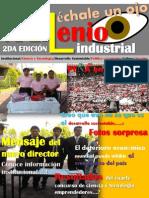 REVISTA 2DA EDICIÓN ENTREGA