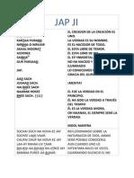 JAP JI Esp-Ing