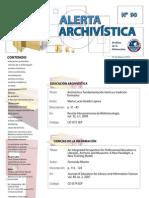Alerta Archivística