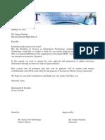 Appendix D(Letter)