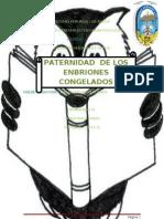 Monografia de Los Enbriones