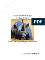 Cuerpo y Subjetividades Contemporaneas Libro Luis Goncalvez