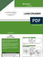 2008 Land Cruiser QRG Lr