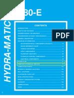 4L80E Hydraulic Book