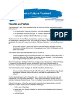 What is Cultural Tourism v3 260706 (Final)