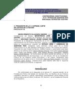 DEMANDA CONTROVERSIA CONSTITUCIONAL 13_97